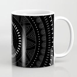 Doodle Circle Coffee Mug