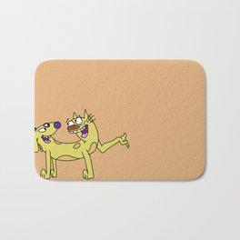 Catdog Bath Mat