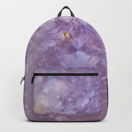 Lady slipper seashell mother of pearl Backpack