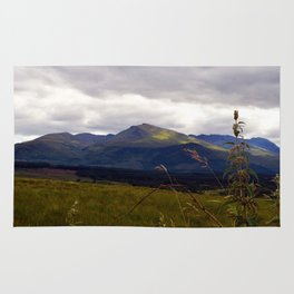 Another Scottish Highland Landscape Rug