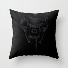 THE PASSENGER Throw Pillow