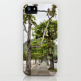 Street of Angra dos Reis (Brazil) iPhone Case