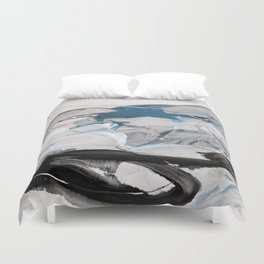 abstract painting IX Duvet Cover