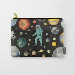 Spaceman Carry-All Pouch