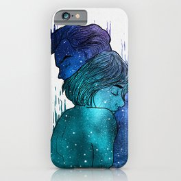 Growing Love. iPhone Case