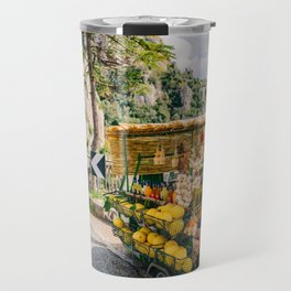 Amalfi Coast Drive XV Travel Mug