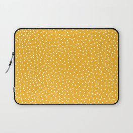 YELLOW DOTS Laptop Sleeve