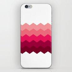 Chevron Pink iPhone & iPod Skin