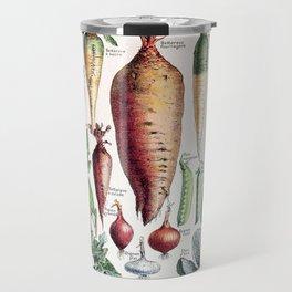 Adolphe Millot - Légumes pour tous - French vintage poster Travel Mug