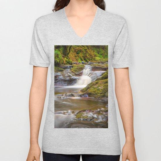 Glenariff Falls by davehare