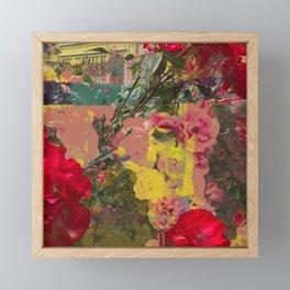 ROSES Framed Mini Art Print
