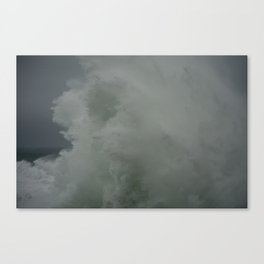 17' @ 25 seconds Canvas Print