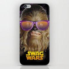 Chewbacca Swag iPhone & iPod Skin