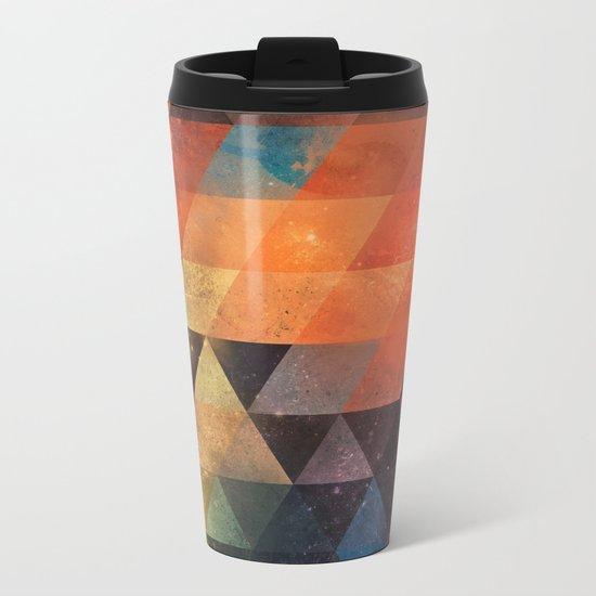 nyst Metal Travel Mug