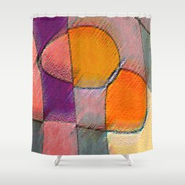 Fried Eggs Shower Curtain