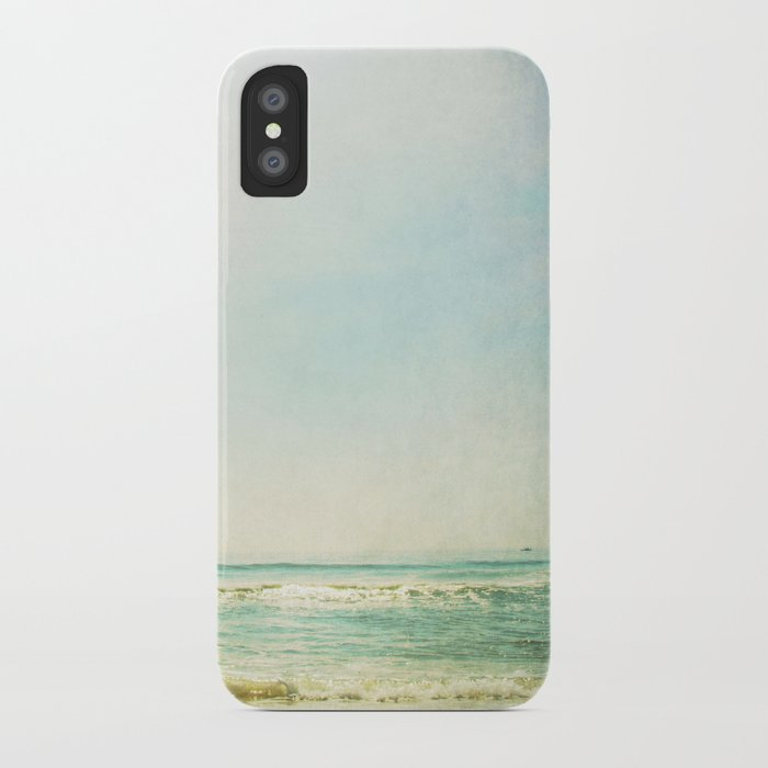 This Time I'll Stay iPhone Case