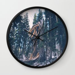 Arms  Wall Clock
