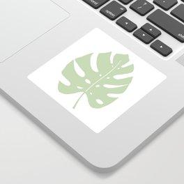 Monster leaf Sticker