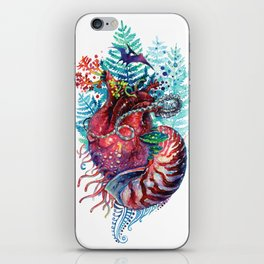 Ancient Heart iPhone Skin