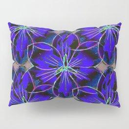 Flower Sketch 6 Pillow Sham