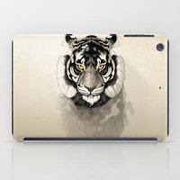 tiger iPad Cases featuring Tiger by Rafapasta