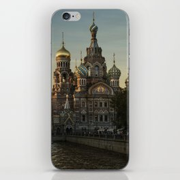 Church of the Savior on Blood iPhone Skin