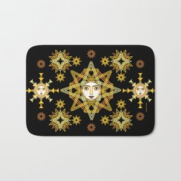 Stars collection by ©2018 Balbusso Twins Bath Mat