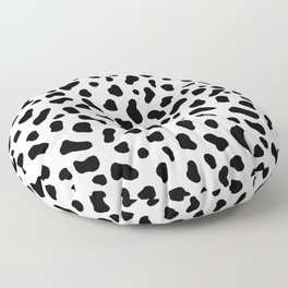 Cow Pattern Floor Pillow