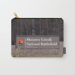 Moores Creek National Battlefield Carry-All Pouch