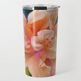 Jane Cowl Tropical Hibiscus Alternate View Travel Mug