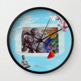 My private heaven Wall Clock
