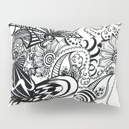 Yin and Yang Pillow Sham