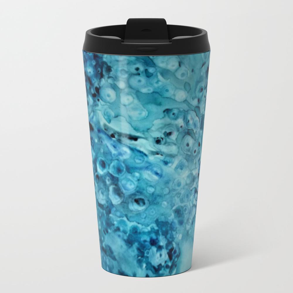 The Water Bearers Metal Travel Mug by Miss_gore_fan_ MTM8865315