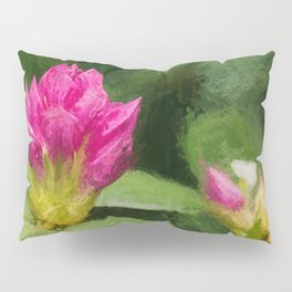 Rhododendron II Pillow Sham