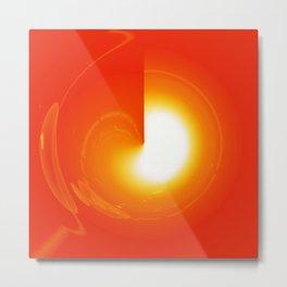 Light-Portal No. 03 Metal Print