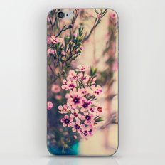 Breath of Spring Still Life Bouquet of Tiny Flowers iPhone & iPod Skin
