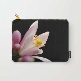 Lemon Buds Carry-All Pouch