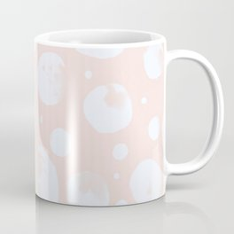 Snowballs-pale pink Coffee Mug