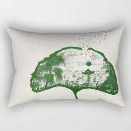 Love on the Lake Rectangular Pillow