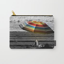 A Splash of Color Carry-All Pouch