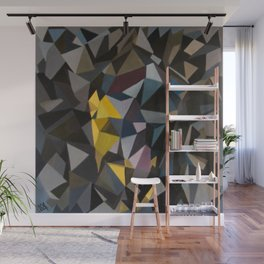 Without an object  Wall Mural