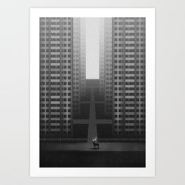 Before Dawn Art Print