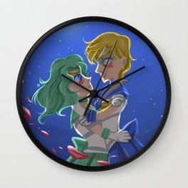 Sailor Love Wall Clock