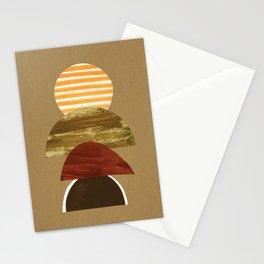 Burnt Hills Sunset Stationery Cards