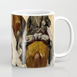 Scouts Climbing a Mountain - Digital Remastered Edition Coffee Mug