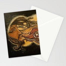 Futuristic Funk Stationery Cards