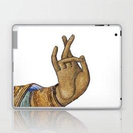Saint's Hand Laptop & iPad Skin