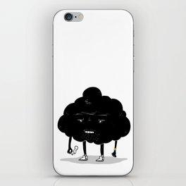 Mr. Optimistic iPhone Skin