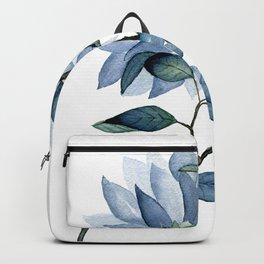 Blue Bayou-tanical Backpack