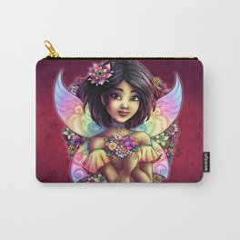 Naoko Fantasy Japanese Fairy Carry-All Pouch